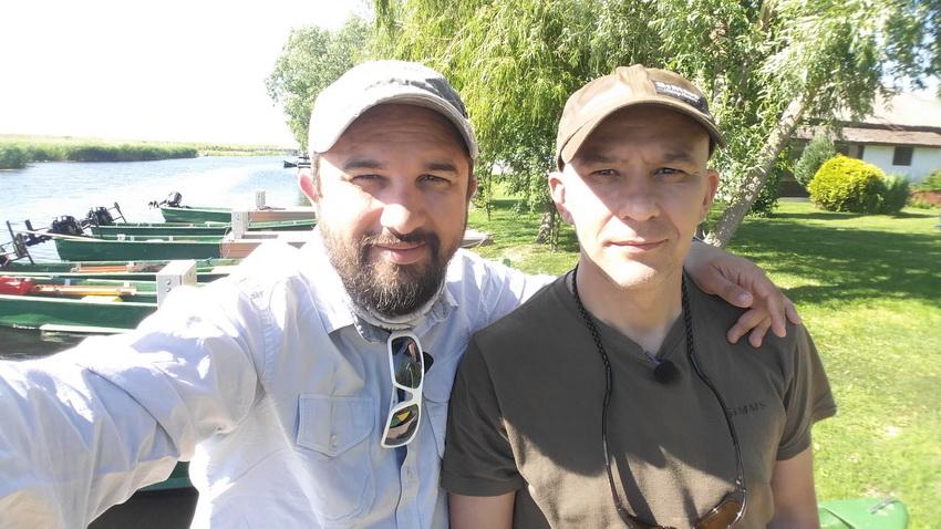 prieteni pescari
